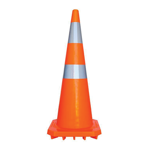 Nikki Orange Road Cone 5kg 900mm
