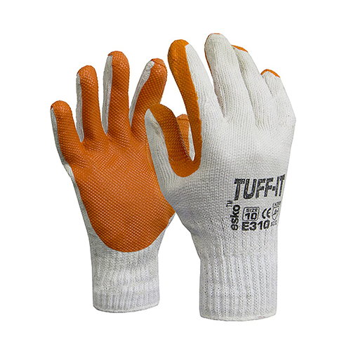 Esko | Tuff-It Latex Gloves | 12 Pairs