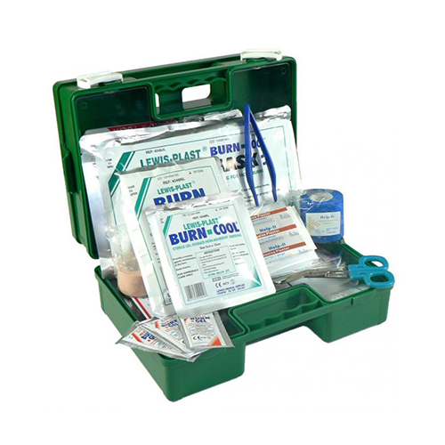 First Aid Kit | Industrial Burns Kit |Refill Pack