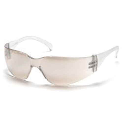 Qtech Safety Glasses Silver Mirror (Each)