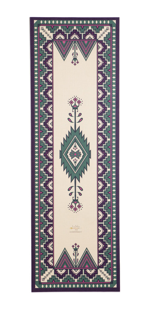 The Marrakesh Yoga Mat