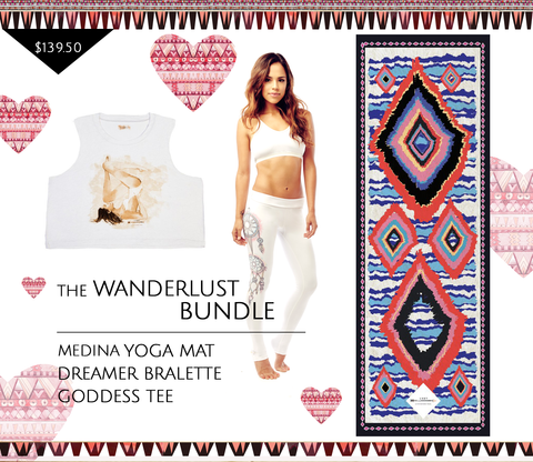 Wanderlust Bundle