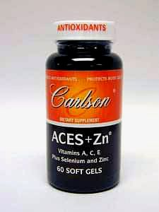 ACES + Zn 60 gels