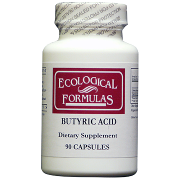 Butyric Acid 2:1 Ratio 90 caps