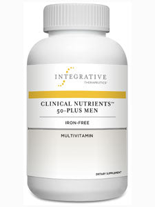 CLINICAL NUTRIENTS 50-PLUS MEN 120 TABS