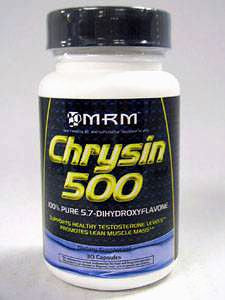 Chrysin 500mg 30 cap