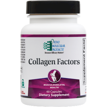 Collagen Factors 60 vegcaps