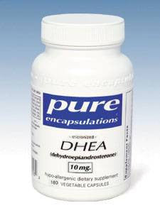 DHEA (micronized) 10 mg 180 caps