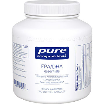 EPA/DHA Essentials 1000 mg 180 gels