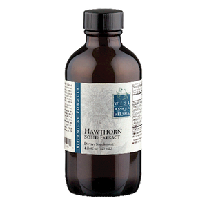 Hawthorne Solid Extract 4 oz