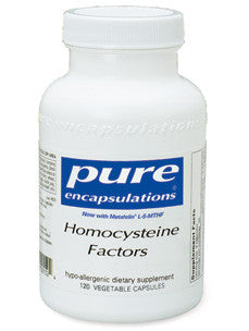 Homocysteine Factors 180 vcaps