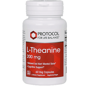 L-Theanine 200 mg 60 vcaps