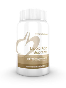 Lipoic Acid Supreme 60 caps