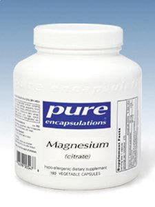 Magnesium Citrate 150 mg 180 vcaps