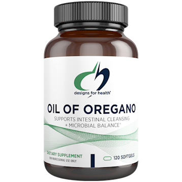 Oil of Oregano 120 gels