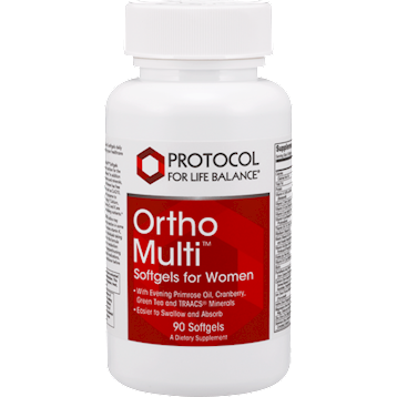 Ortho-Multi Women 90 softgels
