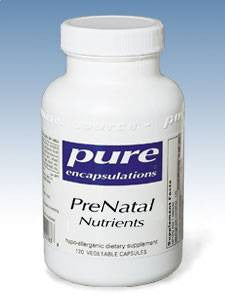 PreNatal Nutrients 120 caps