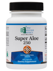 Super Aloe 250 100 caps