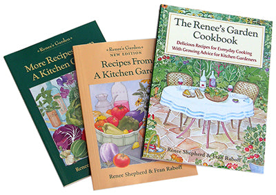 Renee's Garden Cookbooks