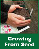 Growing From Seed Gardening Resources icon