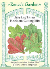 Heirloom Cutting Mix