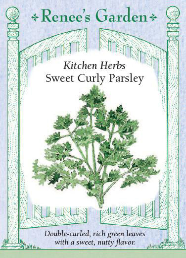 Sweet Curly Parsley