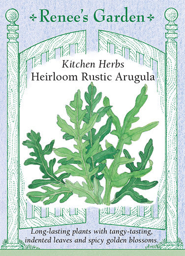Heirloom Rustic Arugula