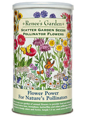 Flower Power For Nature's Pollinators
