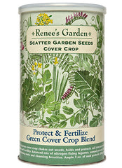 Protect & Fertilize Green Cover Crop Blend