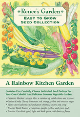 The Rainbow Kitchen Vegetable Garden