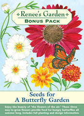 Seeds for A Butterfly Garden