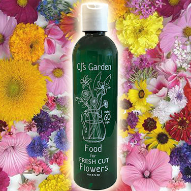 CJ's Garden Liquid Flower Food