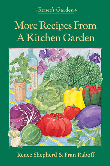 More Recipes From A Kitchen Garden