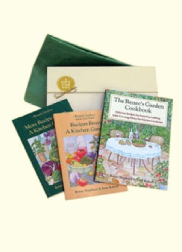 Set Of 3 Cookbooks