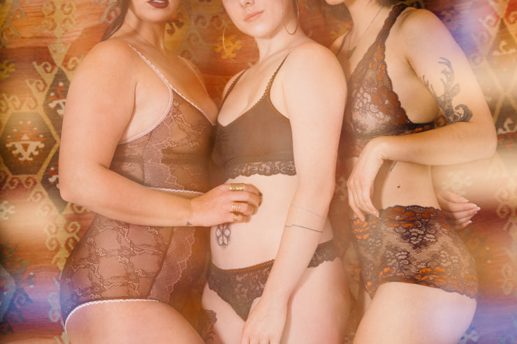 Lingerie of the Month Club