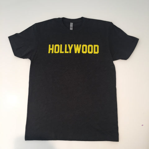 HOLLYWOOD, CrossFit Hollywood (Heather Gray) - Unisex Tee