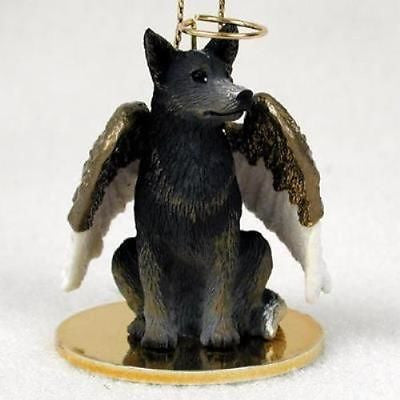 Small Angel AUSTRALIAN CATTLEDOG BLUE Dog Breed Angel Christmas Ornament