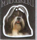 CLEARANCE...Car Magnet SHIH TZU Dog Breed Die-cut Vinyl