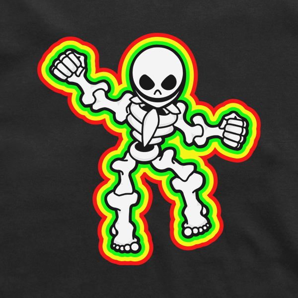 Funky Skeleton T-Shirt