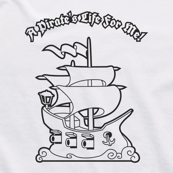 Pirates Life T-Shirt