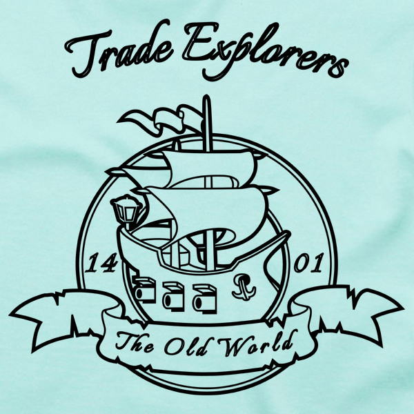 Trade Explorers The Old World T-Shirt