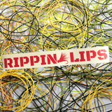"""Rippin Lips"" Transfer Sticker"