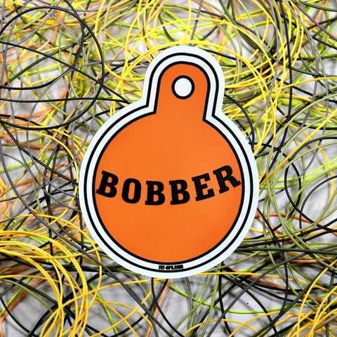 """Bobber"" Sticker"
