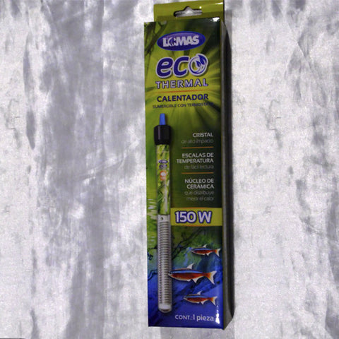 Eco Thermal 150 watts, Accesorios - AQUAPLANTAS