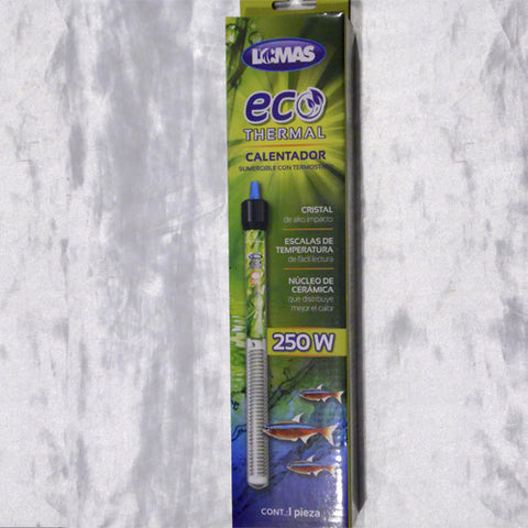 Eco Thermal 250 watts, Accesorios - AQUAPLANTAS