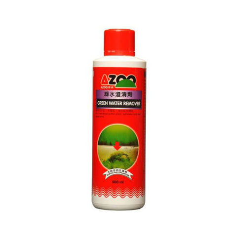 AQUAPLANTASMX - Azoo Green Water  120ML - Tratamiento