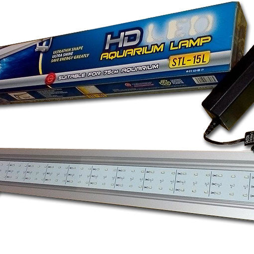 AQUAPLANTASMX - Sunny LED HD 60cm - Lamparas