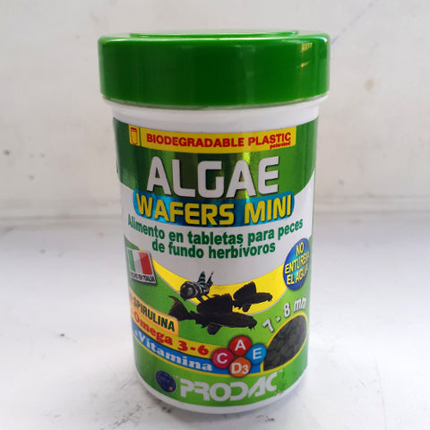 PRODAC Algae Wafers Mini 100ml
