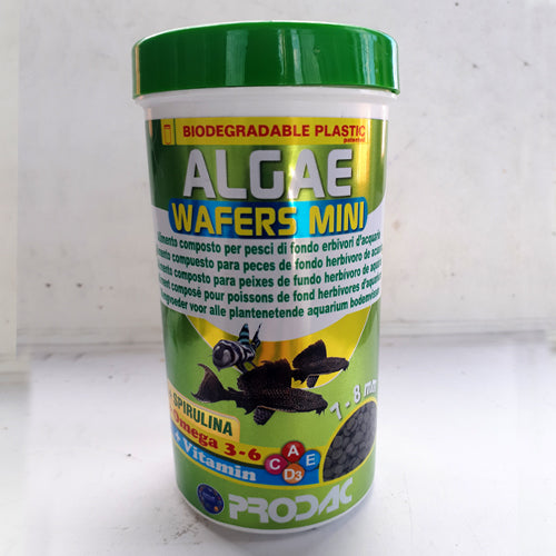PRODAC Algae Wafers Mini 250ml