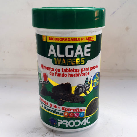 PRODAC Algae Wafers 100ml